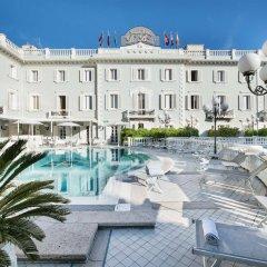 Grand Hotel Des Bains бассейн фото 2