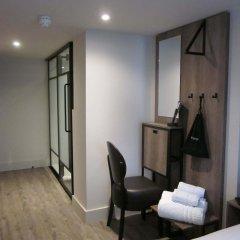 Отель Euston Square фитнесс-зал