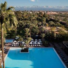Отель La Mamounia Марокко, Марракеш - отзывы, цены и фото номеров - забронировать отель La Mamounia онлайн бассейн фото 3