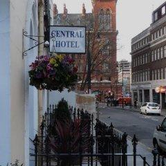 Central Hotel Лондон фото 5