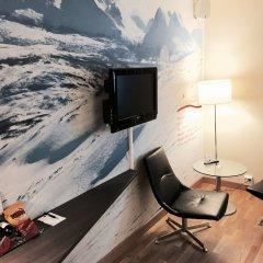Отель Scandic Grand Tromsø удобства в номере