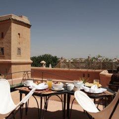 Отель Dar El Qadi Марокко, Марракеш - отзывы, цены и фото номеров - забронировать отель Dar El Qadi онлайн балкон