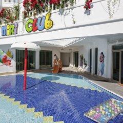 Alba Queen Hotel - All Inclusive парковка