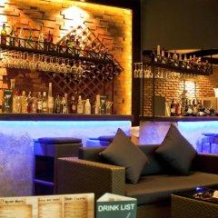 Отель The Tawana Bangkok гостиничный бар