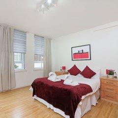Отель Baker Street Suites Великобритания, Лондон - отзывы, цены и фото номеров - забронировать отель Baker Street Suites онлайн комната для гостей фото 2