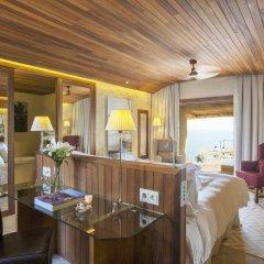 Отель Cap Rocat Кала-Блава в номере