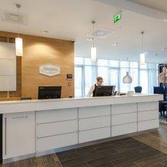 Отель Hampton by Hilton Amsterdam Airport Schiphol интерьер отеля фото 2