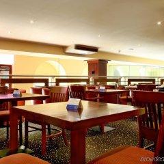 Отель Holiday Inn Express Edinburgh City Centre Эдинбург помещение для мероприятий