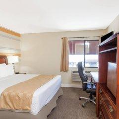 Отель Knights Inn Los Angeles Central / Convention Center Area комната для гостей фото 5