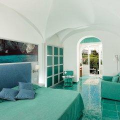 Отель Gatto Bianco Hotel & SPA Италия, Капри - отзывы, цены и фото номеров - забронировать отель Gatto Bianco Hotel & SPA онлайн комната для гостей фото 4