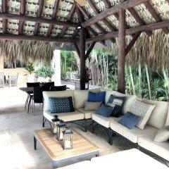 Отель Villa With 3 Bedrooms in Punta Cana, With Private Pool, Furnished Gard гостиничный бар