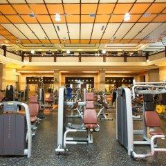 Серин отель Баку фитнесс-зал