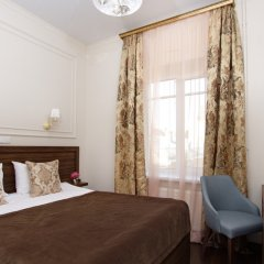 Гостиница Золотой век Стандартный номер с различными типами кроватей фото 9
