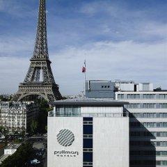 Отель Pullman Paris Tour Eiffel Франция, Париж - 1 отзыв об отеле, цены и фото номеров - забронировать отель Pullman Paris Tour Eiffel онлайн фото 5