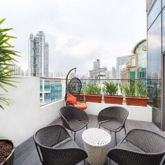 Studio M Hotel балкон