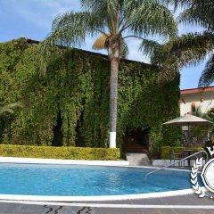 Hotel Posada Virreyes бассейн фото 2
