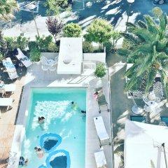 Отель Select Suites & Spa Риччоне бассейн