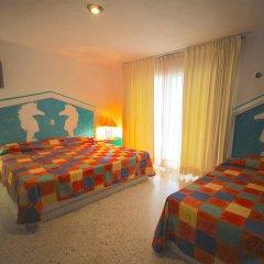Отель Plaza Carrillo's Мексика, Канкун - отзывы, цены и фото номеров - забронировать отель Plaza Carrillo's онлайн комната для гостей фото 2