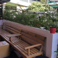 De Talak Hostel Бангкок балкон