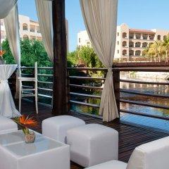 Отель Hacienda Tres Rios Resort Spa & Nature Park - Все включено балкон