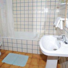 Отель Hostal Montaña ванная