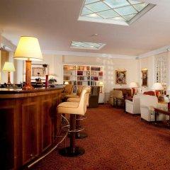 Hotel Kaiserhof Wien гостиничный бар