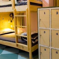 Dora Hostel Далат сейф в номере
