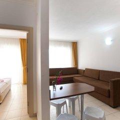 Begonville Apart Hotel Сиде комната для гостей