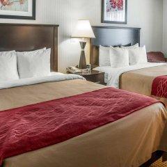 Отель Comfort Inn Farmington комната для гостей фото 4