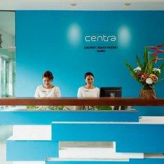 Отель Centra by Centara Coconut Beach Resort Samui интерьер отеля фото 2