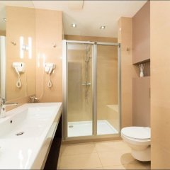 Отель P&O Apartments Arkadia 14 Польша, Варшава - отзывы, цены и фото номеров - забронировать отель P&O Apartments Arkadia 14 онлайн ванная