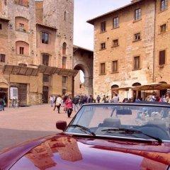 Отель Leon Bianco Италия, Сан-Джиминьяно - отзывы, цены и фото номеров - забронировать отель Leon Bianco онлайн городской автобус