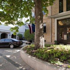 Hotel Bergs – Small Luxury Hotels of the World парковка