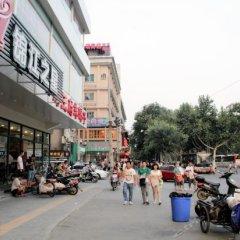 Отель Jinjiang Inn (Xi'an Wujiao Subway Station Airport Bus) Китай, Сиань - отзывы, цены и фото номеров - забронировать отель Jinjiang Inn (Xi'an Wujiao Subway Station Airport Bus) онлайн