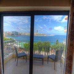 Отель Plaza Regency Hotels балкон