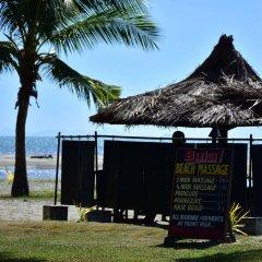 Отель Club Fiji Resort пляж фото 2