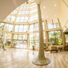 Отель California Palace фитнесс-зал