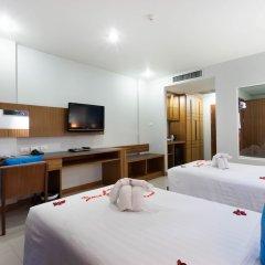 Andakira Hotel удобства в номере фото 4