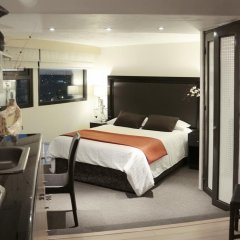 Aztic Hotel And Executive Suites Мехико сейф в номере
