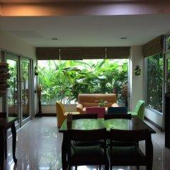 Отель 14 Place Sukhumvit Suites Бангкок питание фото 3