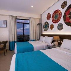 Отель Bohol Shores Филиппины, Дауис - отзывы, цены и фото номеров - забронировать отель Bohol Shores онлайн комната для гостей фото 3