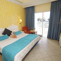 Отель Mediterranee Thalasso-Golf Хаммамет комната для гостей фото 4