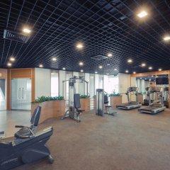 Millennium Harbourview Hotel Xiamen фитнесс-зал