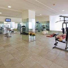 Отель Villa Doris Suites фитнесс-зал