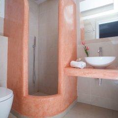 Отель Margarenia Studios ванная фото 2