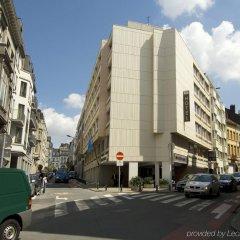 Отель NH Brussels Stéphanie парковка