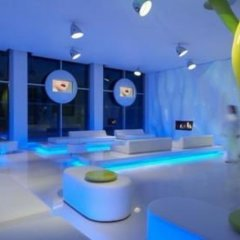 i-Suite Hotel фитнесс-зал