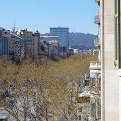 Отель Sixtyfour Испания, Барселона - отзывы, цены и фото номеров - забронировать отель Sixtyfour онлайн балкон фото 3