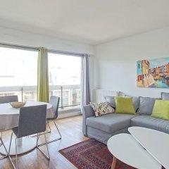 Отель 4 personnes appartement - Alésia Франция, Париж - отзывы, цены и фото номеров - забронировать отель 4 personnes appartement - Alésia онлайн комната для гостей фото 4