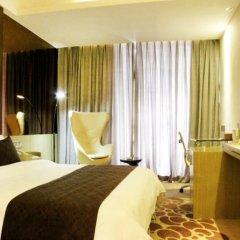 Отель Wu Fu Business Boutique Xixiang Branch Шэньчжэнь комната для гостей